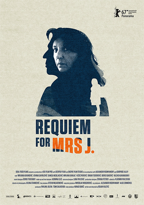 REQUIEM FOR MRS J.