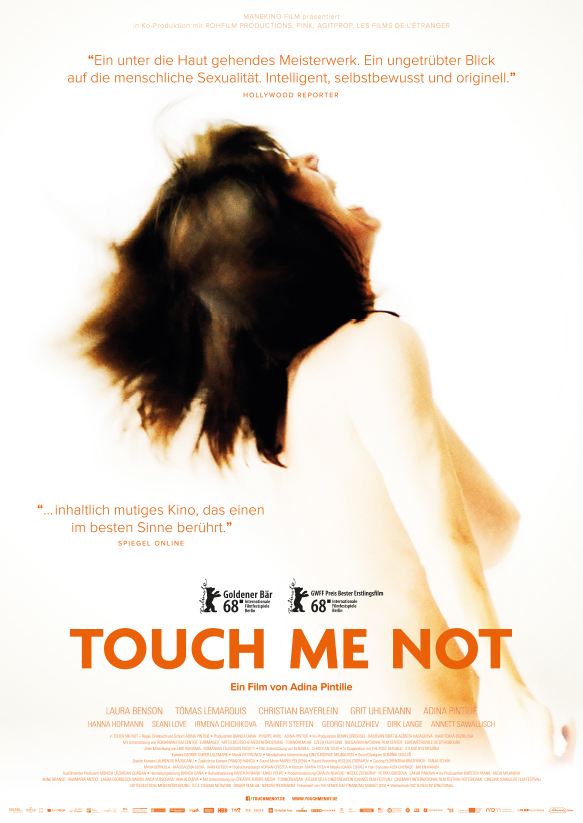 TOUCH ME NOT